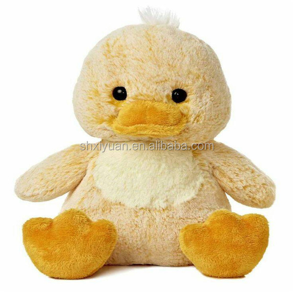 Funny design small yellow duck stuffed baby toys, View baby duck ...