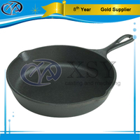 Customized Cast Iron Cookwares with High Quality