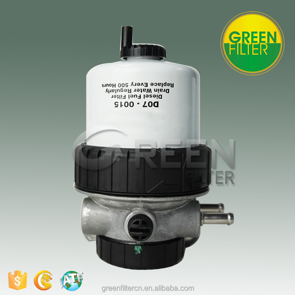 Diesel Oil Fuel Filter For Auto Parts Assy D07-0015 - Buy Diesel Filter, Filter Assembly,Filter Aluminium Seat Product on Alibaba.com