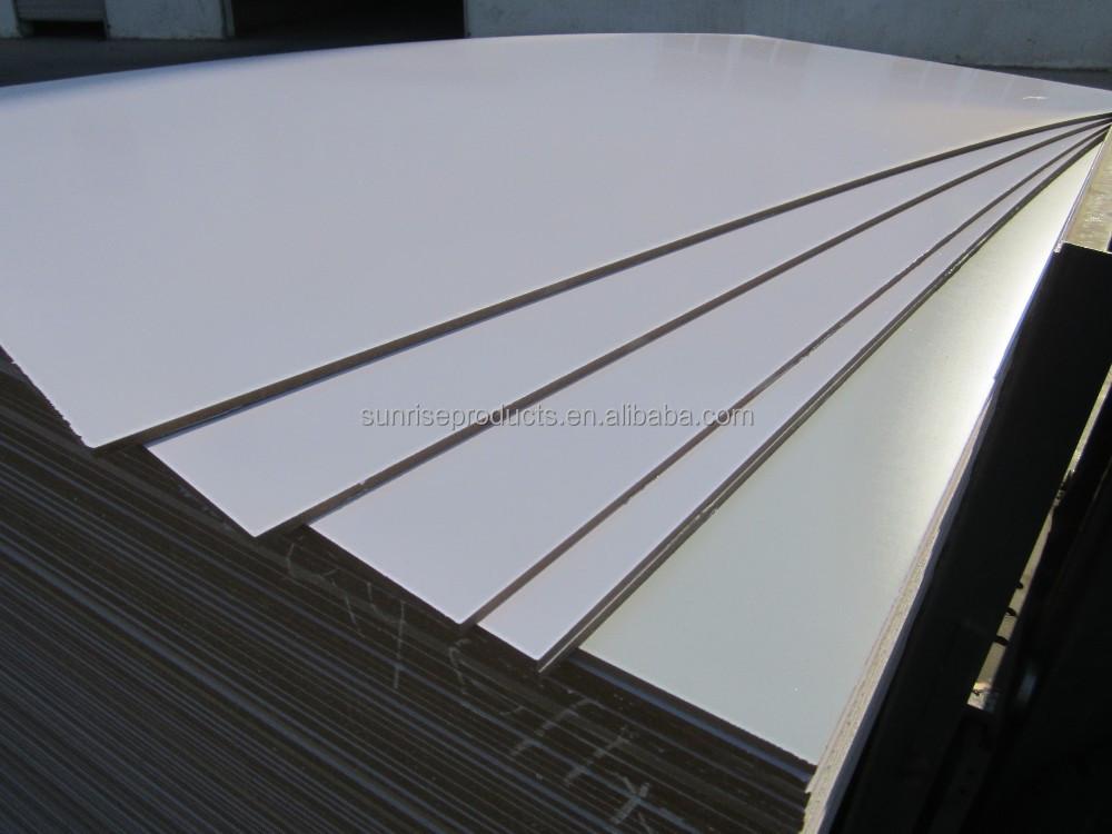 Melamina mdf 4mm spessore utilizzato per pannello posteriore di mobili o armadio fibra di legno - Melamina mobili ...