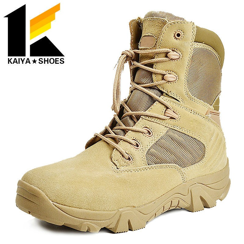 Saudi Arabia Military Boots 8 Inches Delta Tactical Military Boots