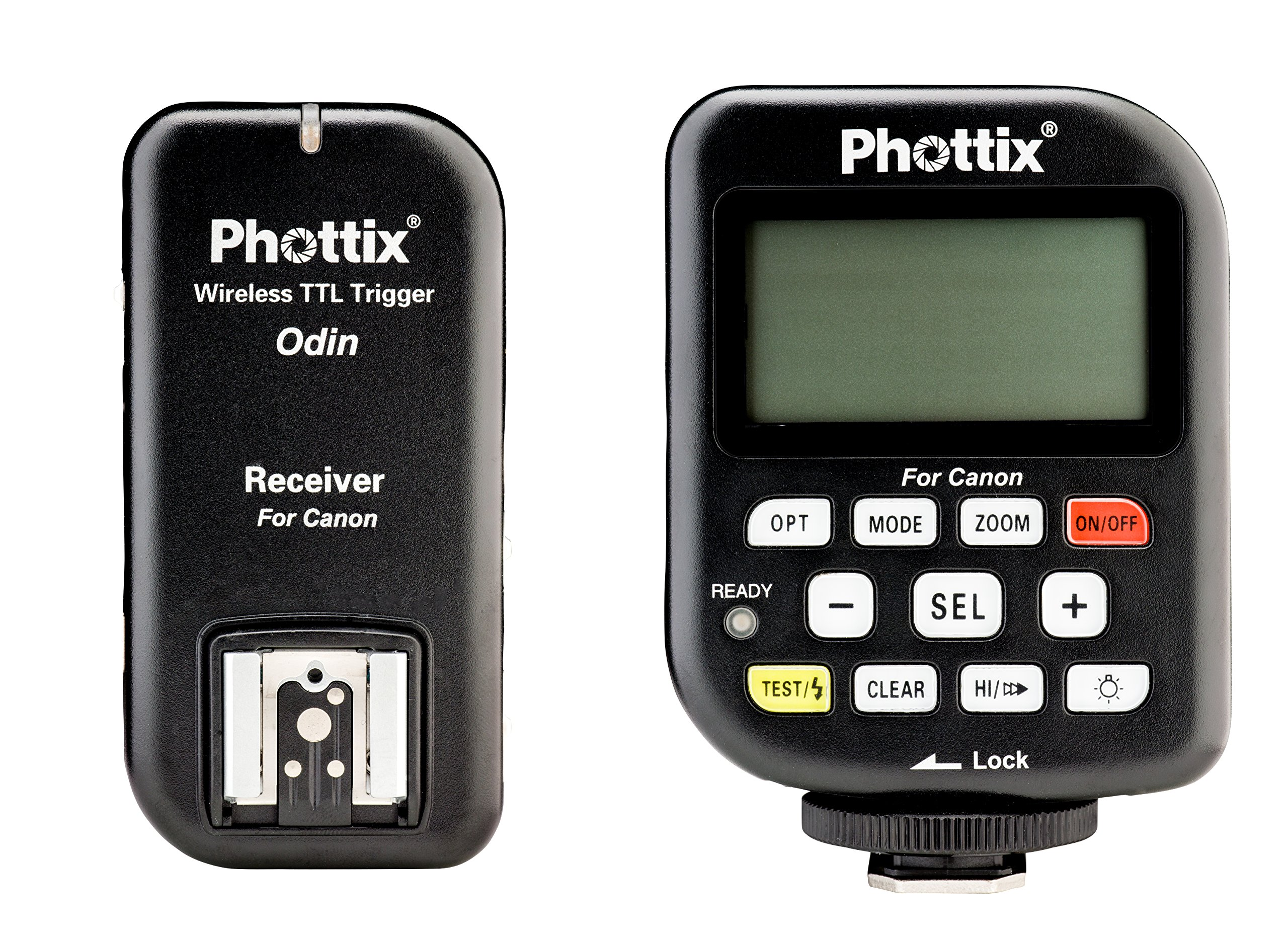 Phottix Odin TTL Wireless Flash Trigger Set for Nikon (PH89055)