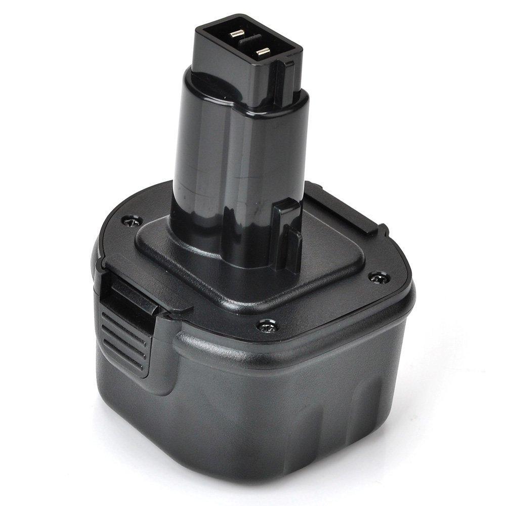 Masione Extended 3.0AH 9.6V NI-MH Battery For Dewalt 9.6 Volt DW9061 DW9062 DE9061 DE9036