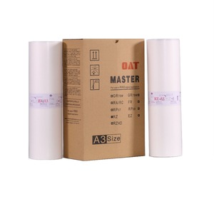 Made in China compatible RZ A3 master paper roll for Risos digital duplicator