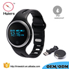 High Six-axis Sensor bluetooth watch 5atm waterproof bicycle-riding watch alarm clock watch for ios android mobile