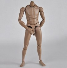 Brauch 1/6 skala action-figuren, 1:6 Mann action-figuren in der hautfarbe, oem 1/6 actionfigur