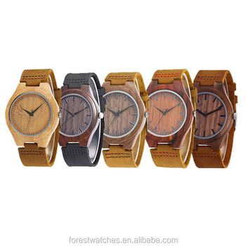 wholesale unbranded handmade etsy best seller wood watch for customized engraving