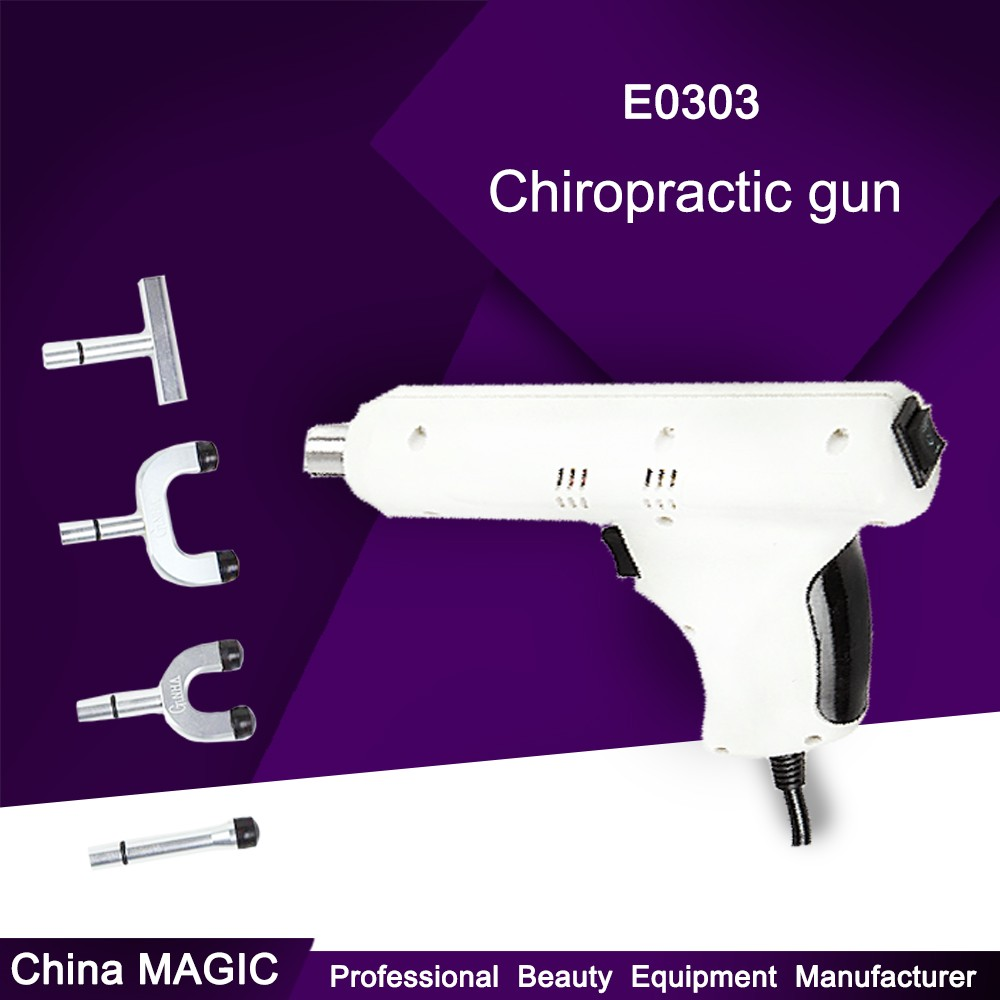 E0303 Chiropractic Electric Massagers / Chiropractic Activator ...