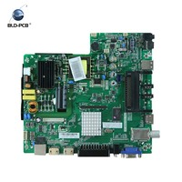Digital Color Crt Universal Smart Lcd Led TV Mainboard
