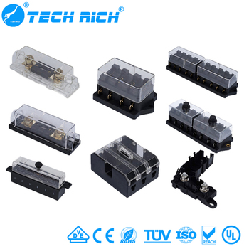 hot sale fuse box plastic electric automotive blade fuse box buy rh alibaba com