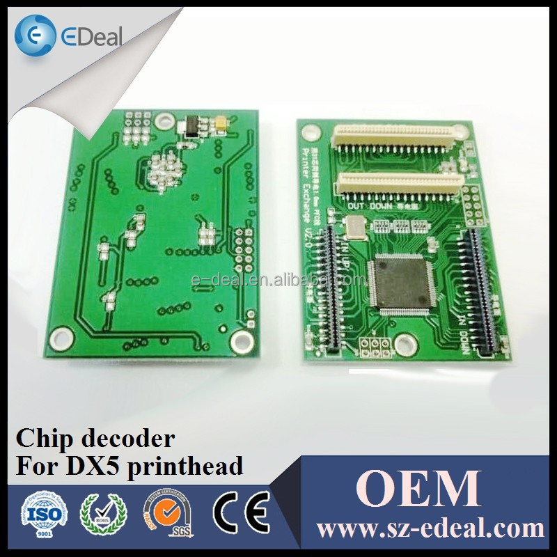 Chip decoder for Epson R1900 printhead