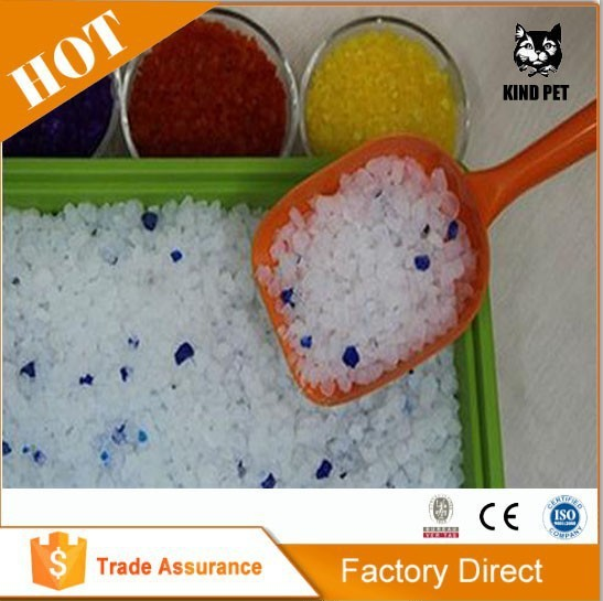 cat litter silica gel/cat litter crystals/crystal cat litter bulk