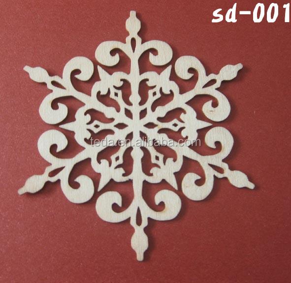2015teda Laser Cut Wooden Christmas Ornament Buy