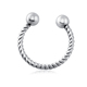 Surgical Steel Threaded Circular Barbells Horseshoes Pierced Body Jewelry