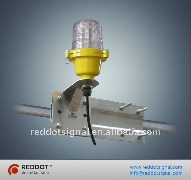 Ol32 Led Icao Low Intensity Type B Single Aircraft Warning Light ...