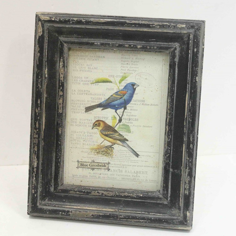 Wholesale Craft Black <strong>Vintage</strong> Table Wood Photo <strong>Frame</strong>