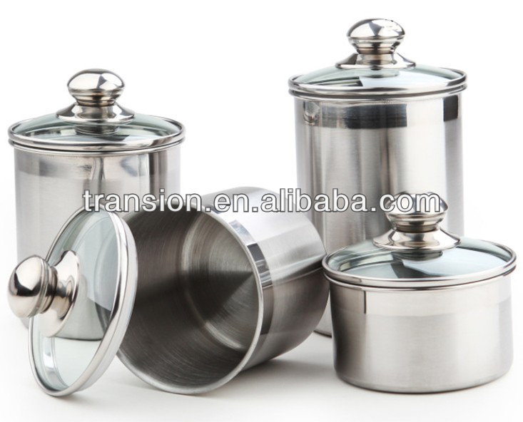 Stainless Steel Air Canister Food