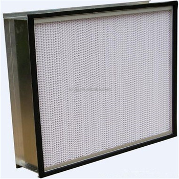 Nesia Supply Air Conditioning Clean Room Air Filters H11 95% For ...