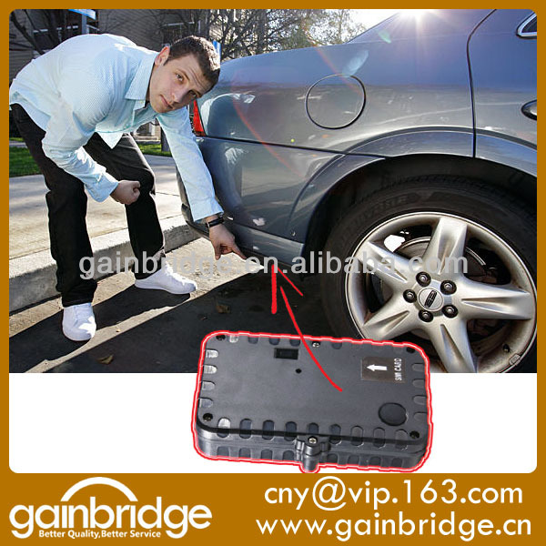 Battery Powered Gps Vehicle Tracker With Magnet For Instant ...
