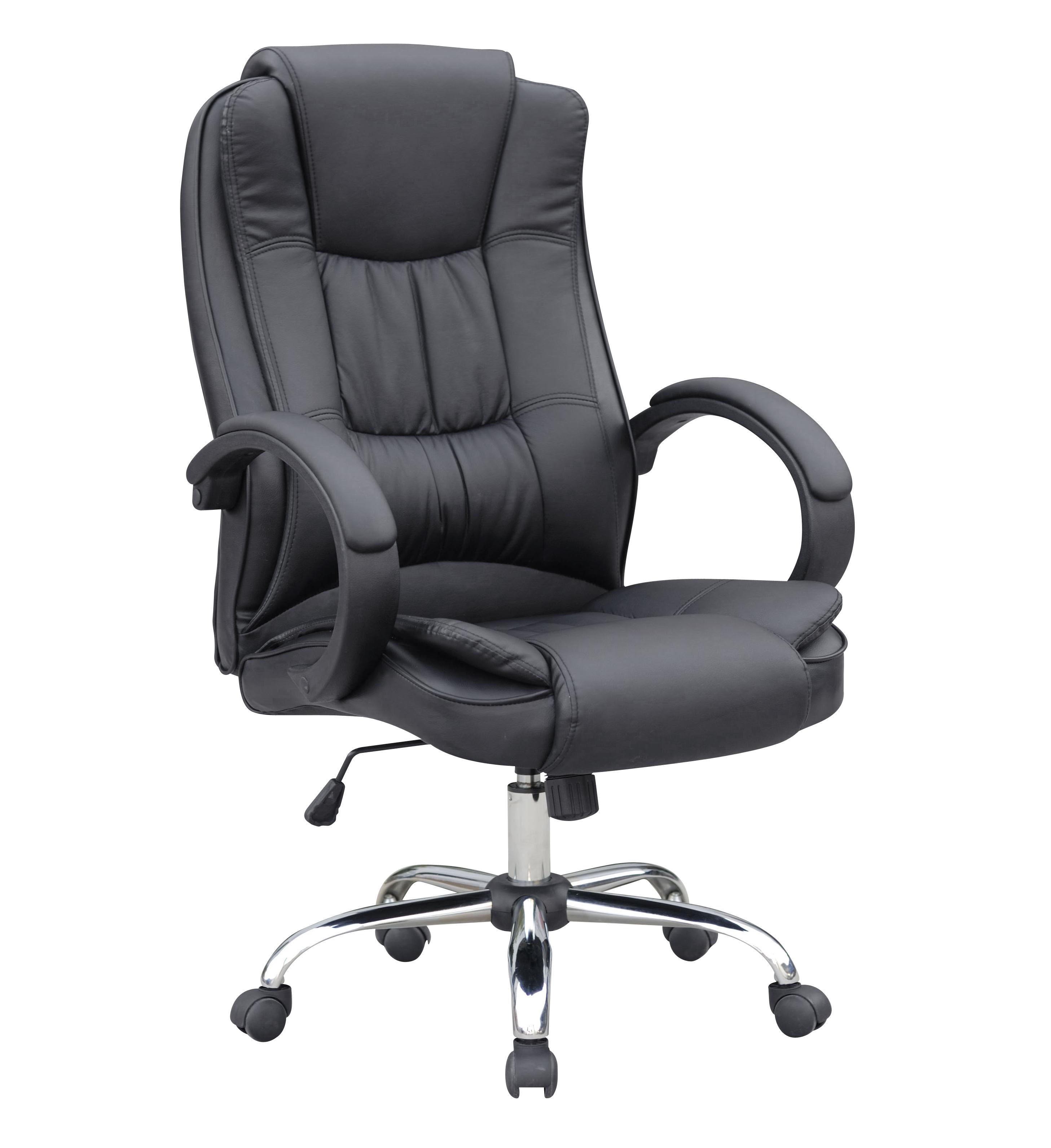 Office Chair Executive High Back Pu