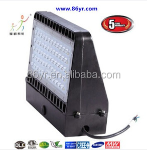 outdoor YAORONG ETL AND DLC LED wall pack down light, full cut-off wall pack,full cut-off LED wall pack