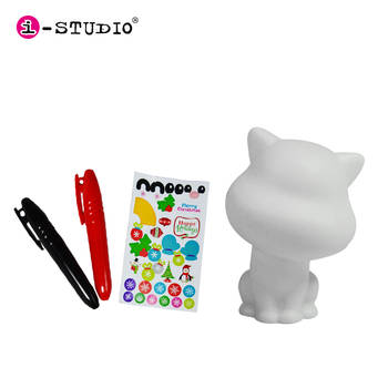 Cute design Custom toys pvc toy silicone toy vinyl molding animal toys made by i-studio