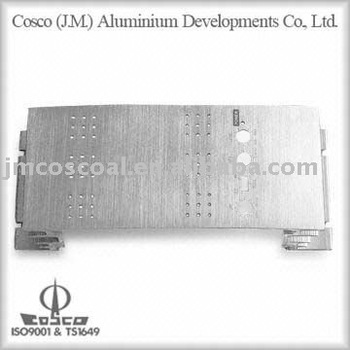 Cosco Aluminium profiles for front board with machining