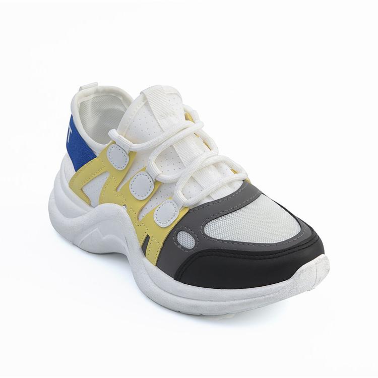 حذاء رياضي نسائي جديد موديل 2020 بفتحات تهوية