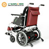 Professional folding electric wheelchair used wheelchairs for wholesales