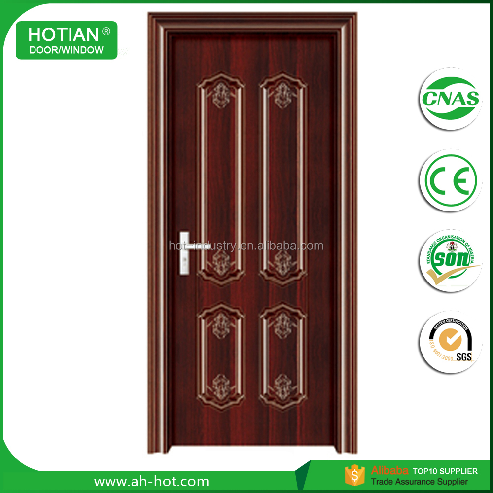 Modern Main Entrance Kerala Security Steel Door For House Front Door