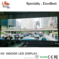 RGX Cheap Full Digital P3 P4 Led Advertising Sign, Led Tv Panel Function And Indoor Usage Network Clock Led Display Price P3 P4