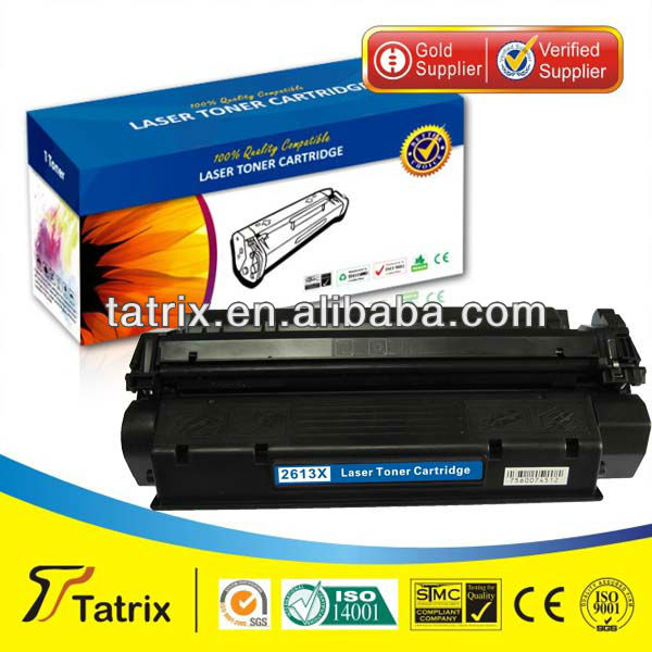 Compatible Toner Cartridge for HP 2613A Compatible for HP 2613A Toner Cartridge,Wholesale Toner From Manufacturer High Quality