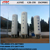 30m3 cylinder cryogenic liquid carbon dioxide tank for sale