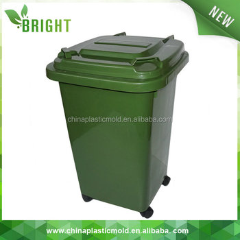 colourful decorative outdoor garbage can toy plastic garbage trash can 13 gallon trash can