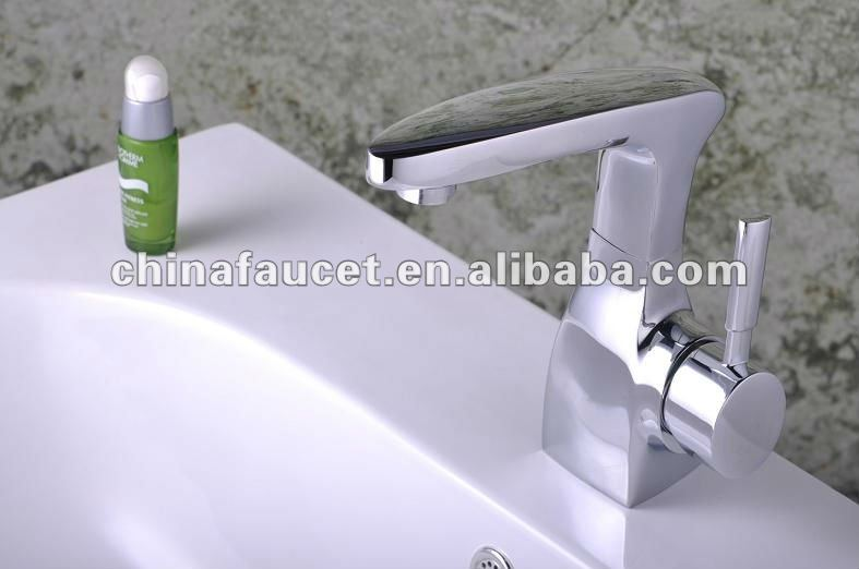 Single Lever Brass Body Bathroom Tap,Basin Faucet,Basin Mixer QH1727