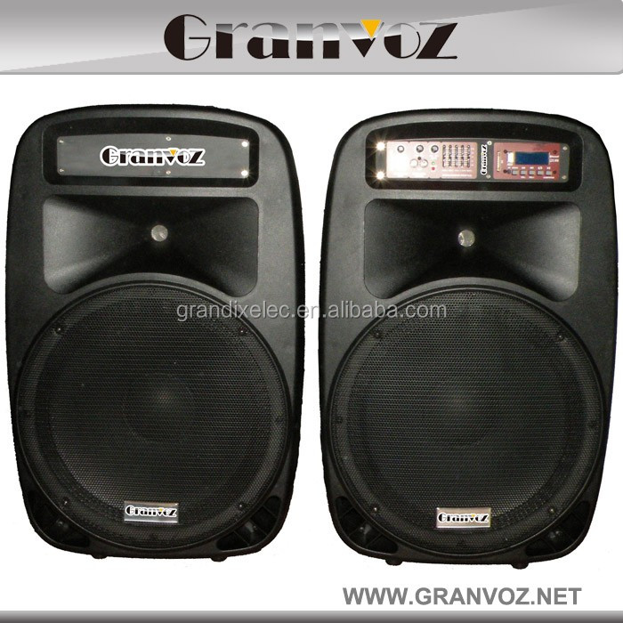 15 inch one pair active and pasive speaker professional active stage speaker sound systems professional dj speaker