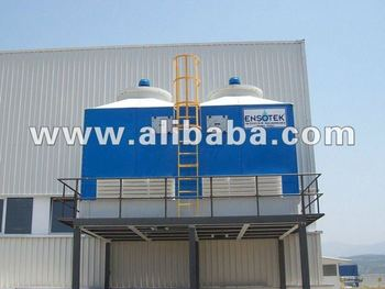 Induced Draft Counter Flow Frp Cooling Tower - Buy Water Cooling Tower  Product on Alibaba com