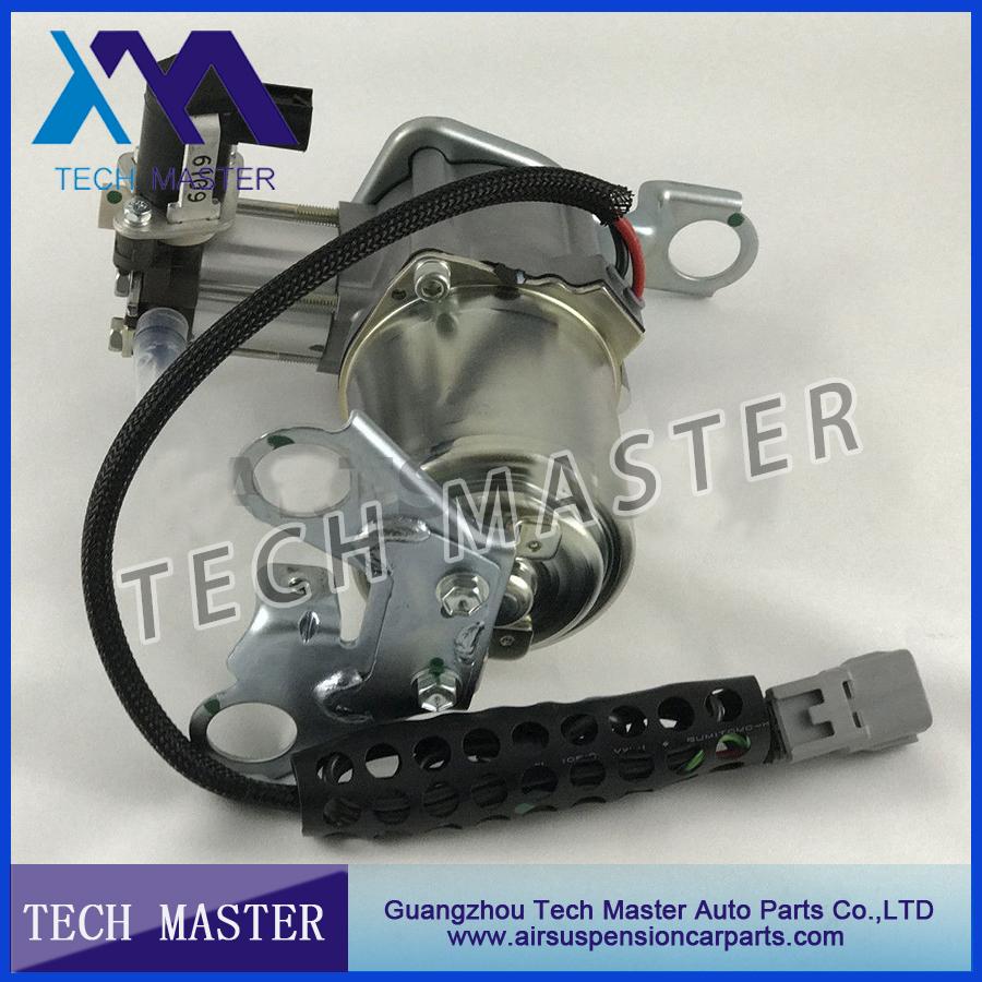 Air Suspension Compressor For Toyo-ta Land-cruiser Prado 120 Air Ride Pump  48910-60021 48910-60020 - Buy Air Suspension Compressor For Land-cruiser