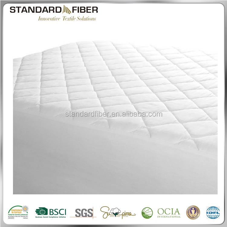Best Seller Queen Quilted Fitted Mattress Pad