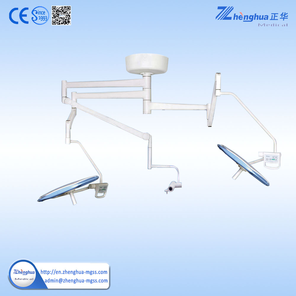 CE approved hanging LED Surgical Operating Lights with camera