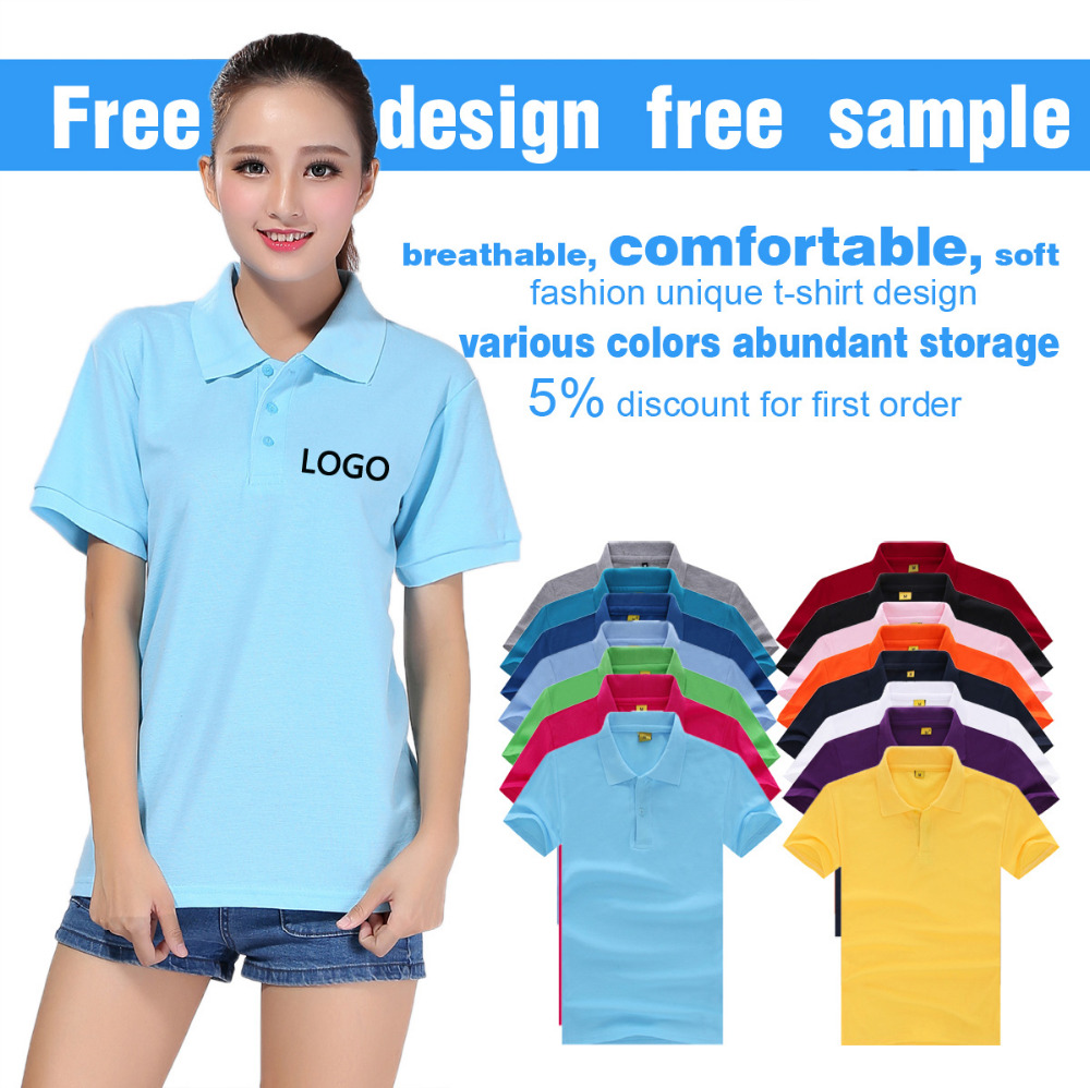 Digital Screen Printing Popular Design Custom Your Own Logo T-shirts