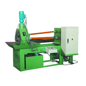 Bimetallic extruded fin tube making machine