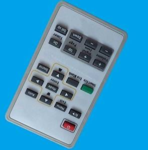 Premium Quality Generic Universal Compatible Replacement Projector Remote Control Fit For BENQ Projector MP624 Brand New 1 Year Warranty by World of Remote Controls
