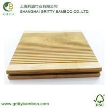 outdoor longer length natural laminate horizontal white bamboo parquet flooring