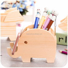 Eco Friendly Wholesale Customized Wooden Pencil Box