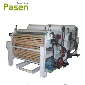 diesel engineer cotton rags tearing machine old clothe opener machine