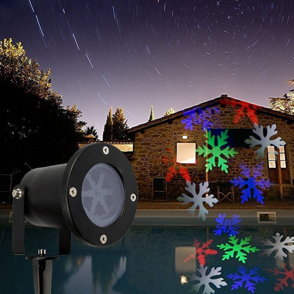 Garden Lawn text laser light Thousand Of Stars With Remote Control