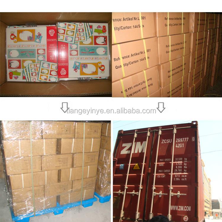 Promoción cuero adhesivo personalizado EVA parches de cuero PU etiqueta engomada