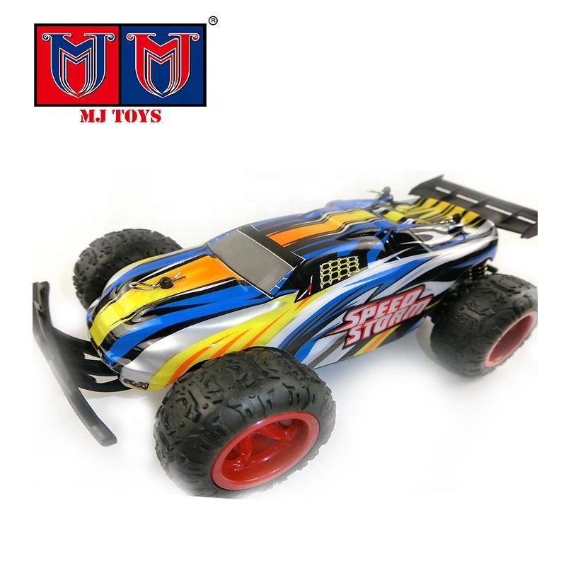 HUI Big Wheel 4WD Vehicle Toy DIY Car Kit Children Educational Gadget Hobby Fun