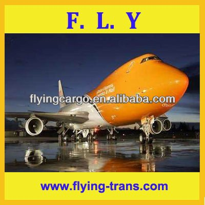 Air freight express/ courier service from China to UK/GB